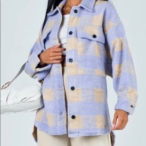 Princess Polly keelee jacket